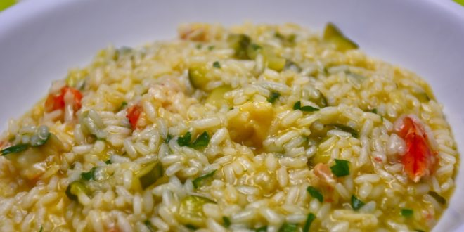 RISOTTO GENEVOIS